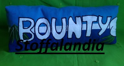 BOUNTY CUSCINO IDEA REGALO