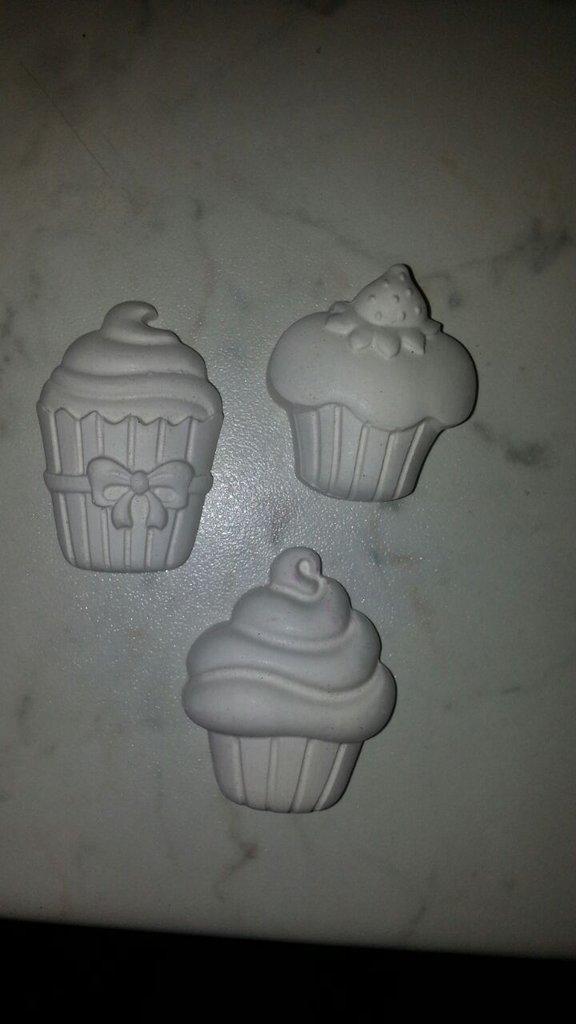 Gessetto profumato cupcake