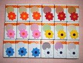 Lotto Scatoline PortaOggetti e SegnaPosto - Mix 1 - Collezione *As It Is!* (18pz)