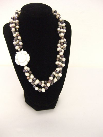 Collier Imperial in Perle
