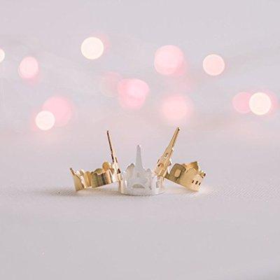 Anello Parigi Cityscape // Skyline // Color Oro, Argento // Idea regalo Paris Chainsmokers