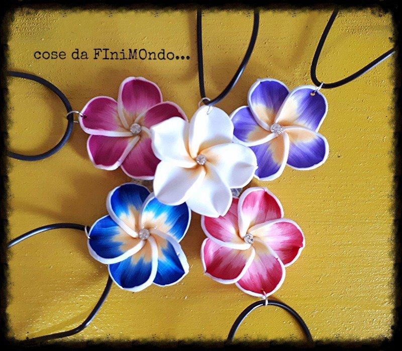 Collane fiore hawaii