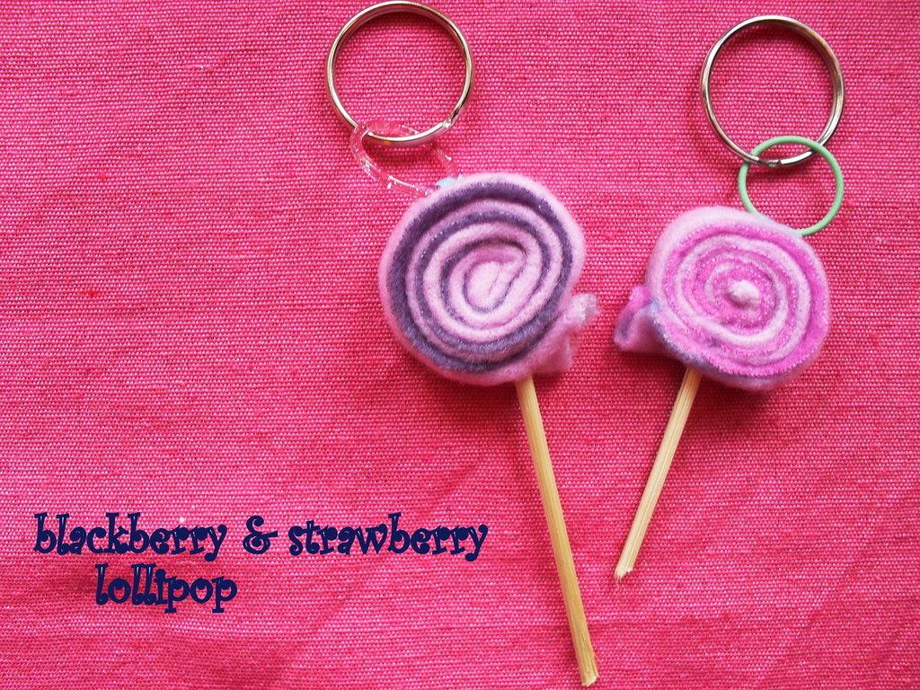 Elf lollipop !