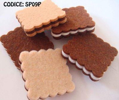 Biscotto in Feltro SP09P