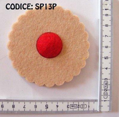 Biscotto in Feltro SP13P