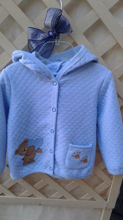 giacchettina con orsetto