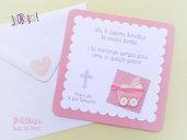 Card Auguri Battesimo