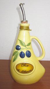 Bottiglia Oliera da 75 cl NUOVA CER