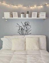 Adesivo decorativo iris
