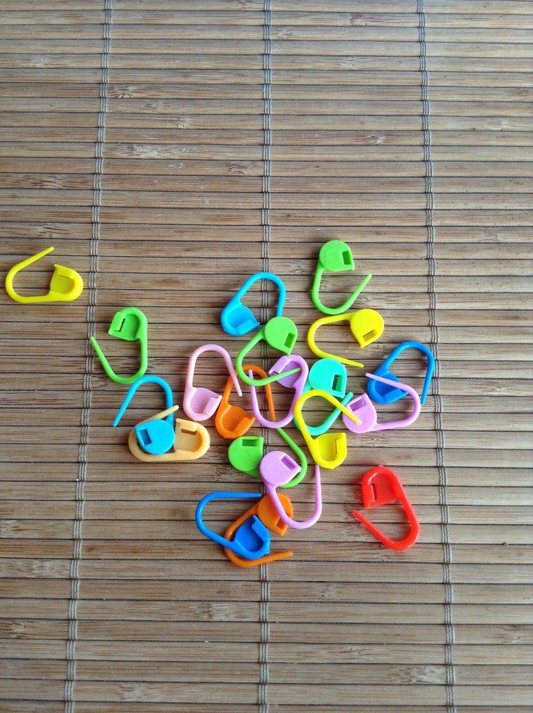 Segnapunti o marker colorati