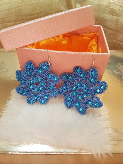 orecchini fiore summer