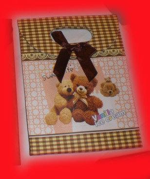 sacchettini orsetti