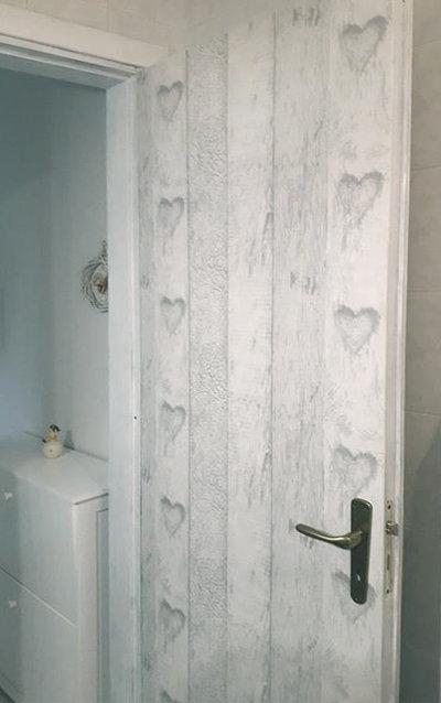 5 metri di carta decorativa per pareti porte mobili decoupage su misshobby - Carta per coprire mobili ...
