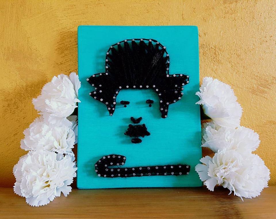Quadro Charlie Chaplin