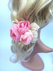 Spilla  per capelli GLORIA NR 002