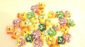 BOMBONIERA sacchetto confetti porta confetti  GUFETTO - compleanno 18 anni diploma laurea cresima