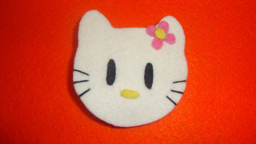 broche hello kitty