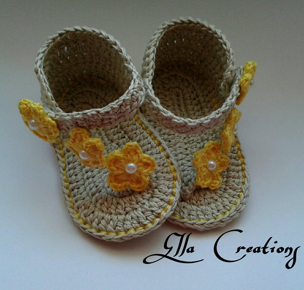 Scarpette sandali infradito