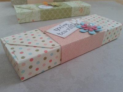 Scatolina porta confetti bomboniera piccoli regali