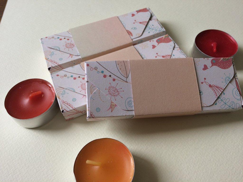 Scatola porta confetti regali matrimonio floreale