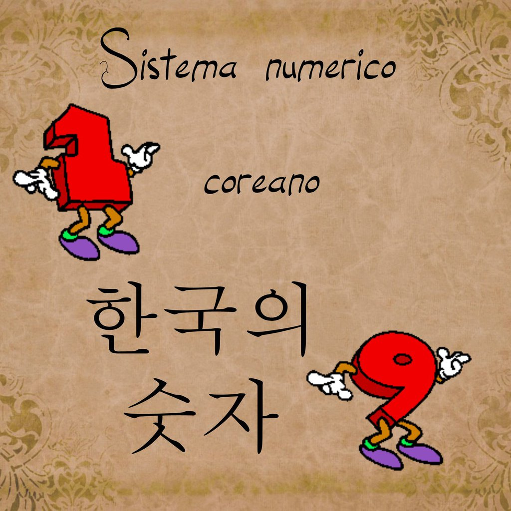 File Flashcard Sistema numerico Coreano