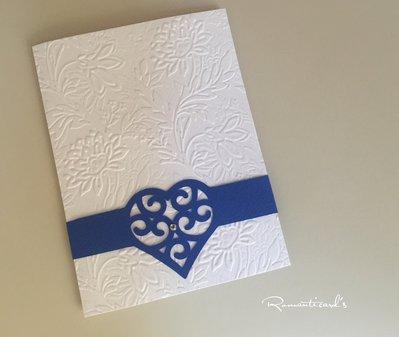 Partecipazione a cuore by Romanticards