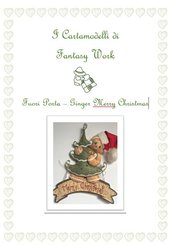 "TUTORIAL GINGER ""MERRY CHRISTMAS"" versione PDF"