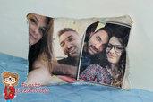 Cuscino personalizzato con la tua foto!