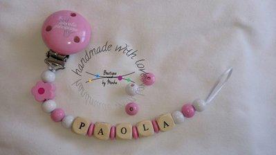 """Portaciuccio personalizzato """"piccola principessa"""""""