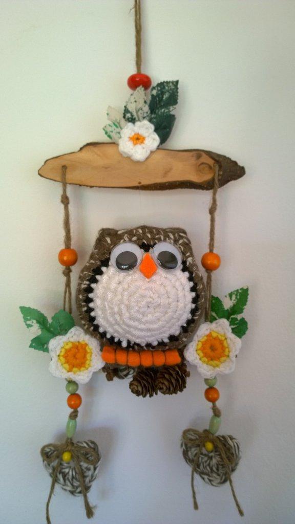 gufi animali schema gratis tutorial crochet uncinetto amigurumi | 1024x576
