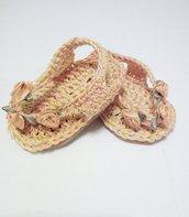 sandaletti infradito neonata