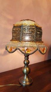 Lampada gioiello da tavolo