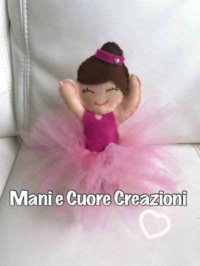 Ballerina Pannolenci Tutù