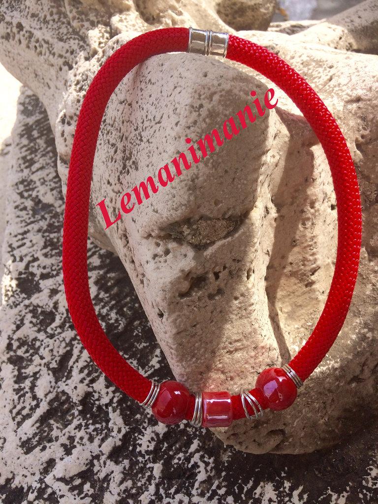 #girocollo #corda climbing #rosso