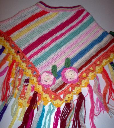 Poncho Baby: idea regalo