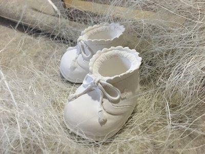 8 paia scarpette bebè in polvere di ceramica finissima