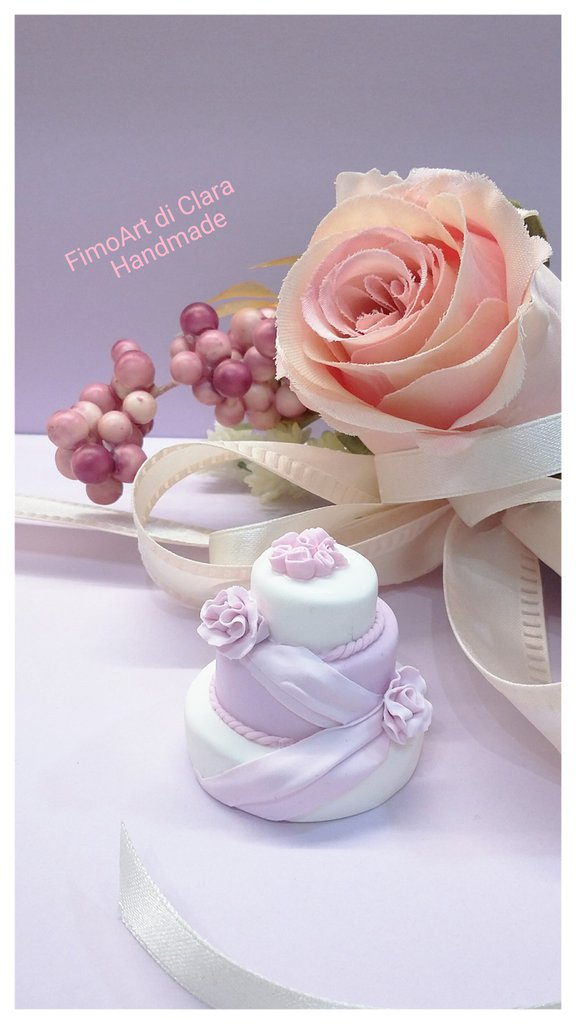Mini Wadding Cake
