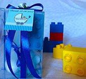 BOMBONIERE A TEMA LEGO