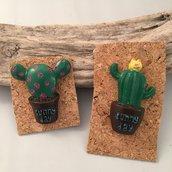 Set Due Spille Cactus