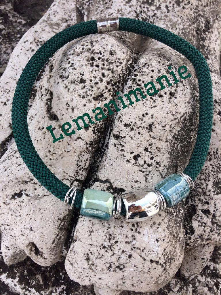 #girocollo #cordaclimbing #verde