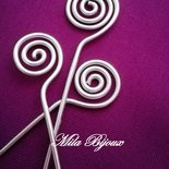 Asticelle a spirale medie