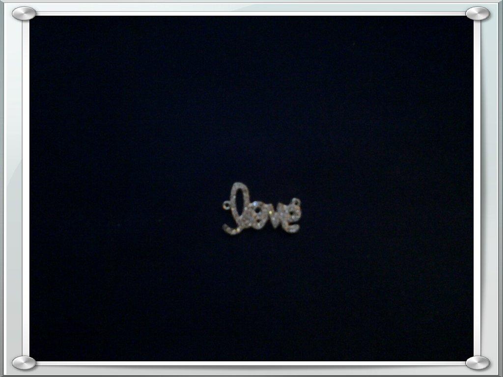 BASI SCRITTA LOVE