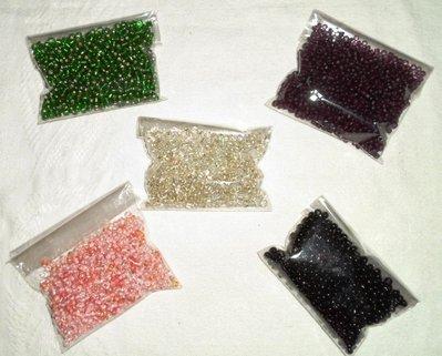 Perline rocailles 3mm