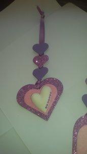bomboniera forma di cuore
