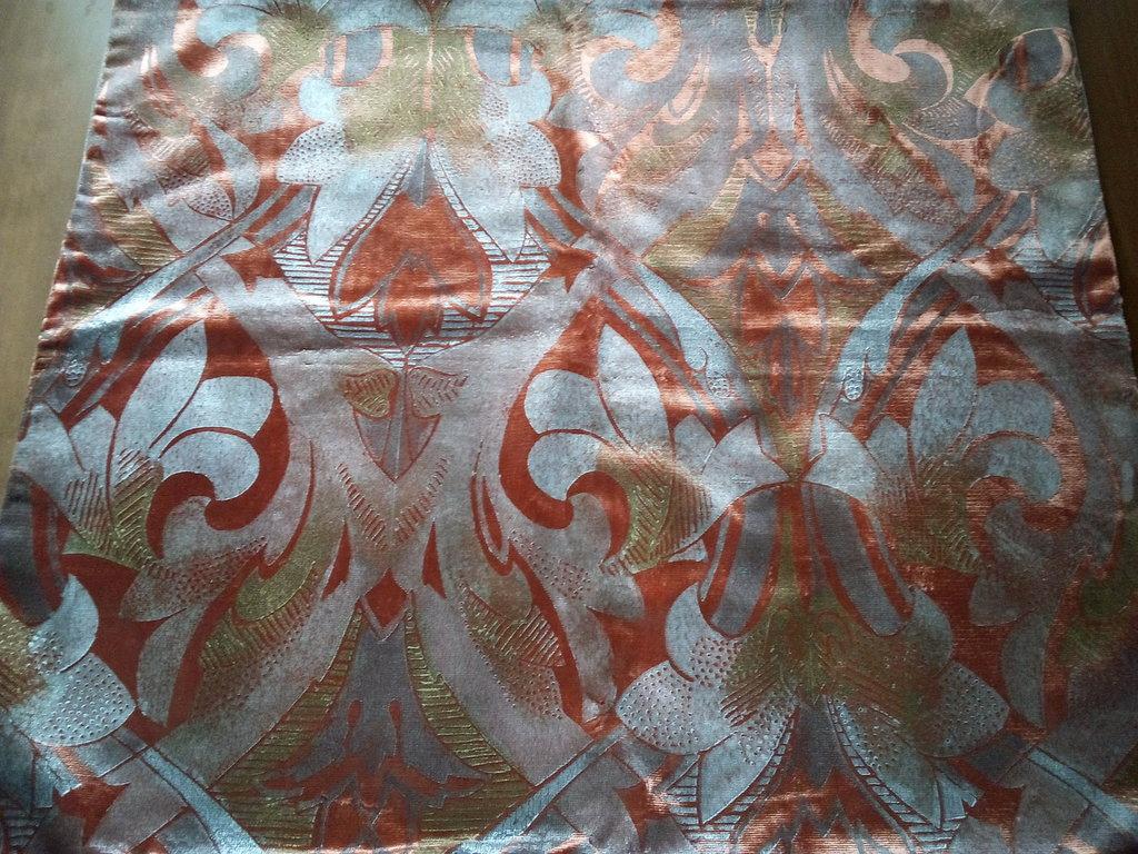 Copri cuscino  arancio