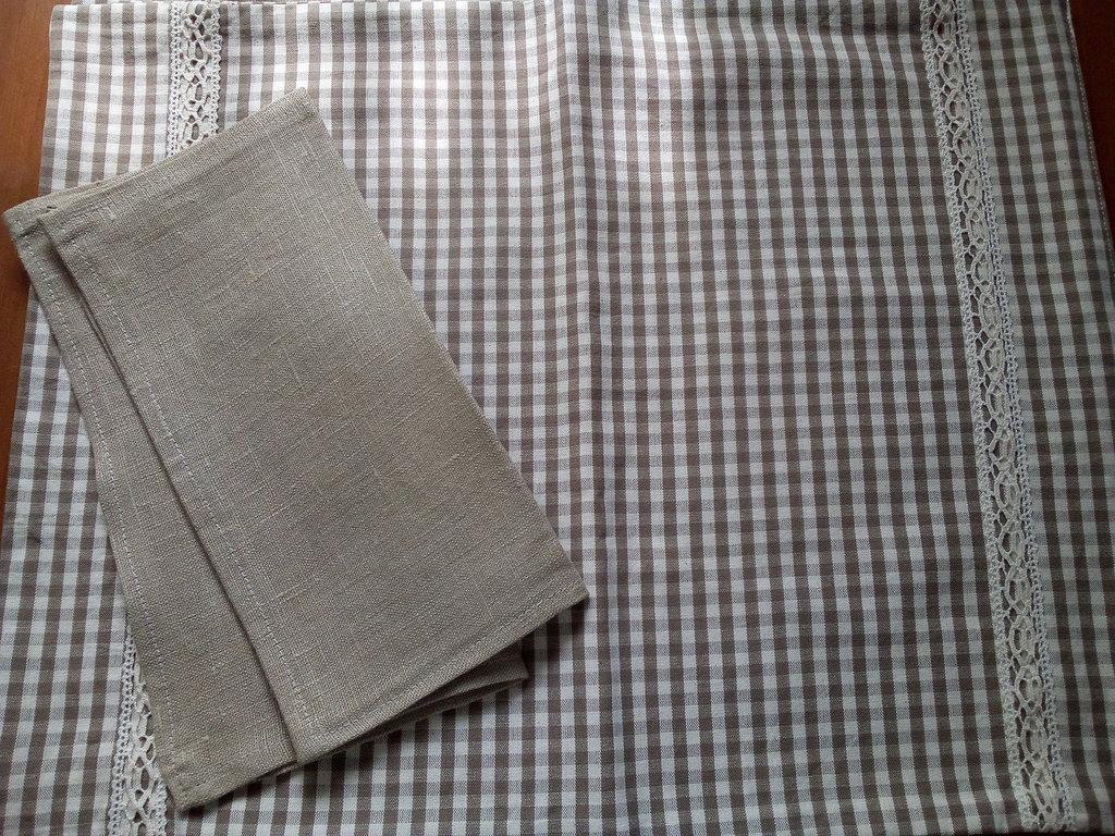 Tovagliette americane di cotone