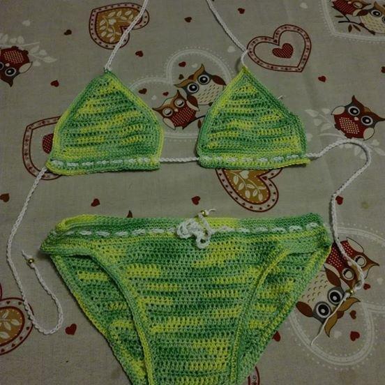 *Bikini per bimba*