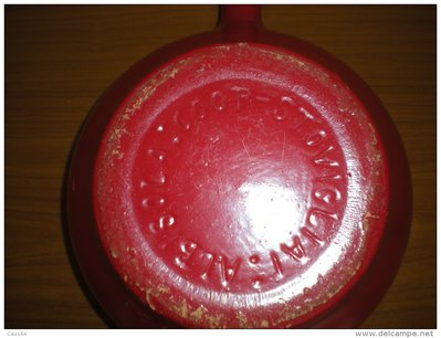 Ceramica albisola vaso a bocche verde in smalto lucido domus