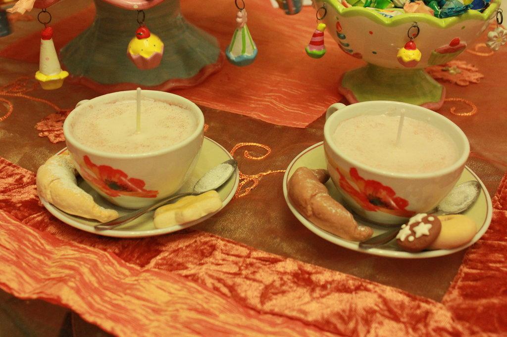 candela(colazione)