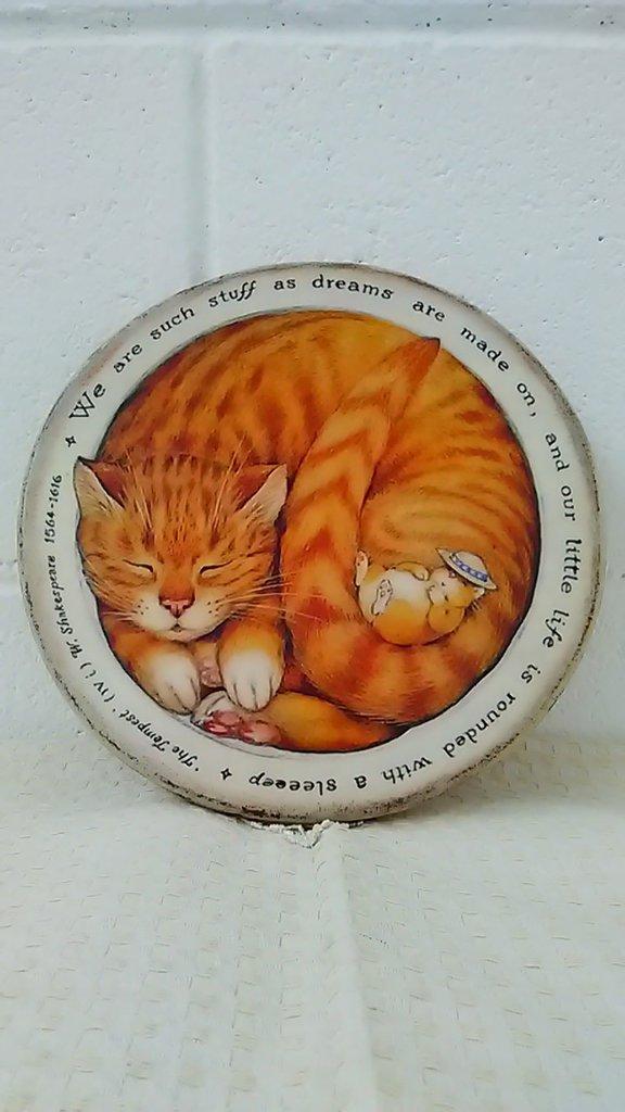 "Tagliere o vassoio "" cat & mouse"""